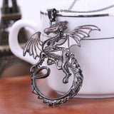 """Targaryen Dragon"" Necklace"