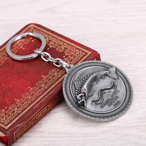 """House Tully"" Keychain"