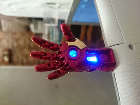Repulsor Glove USB 2.0 Pen Drive