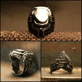 "Discounted ""Predator"" Ring"