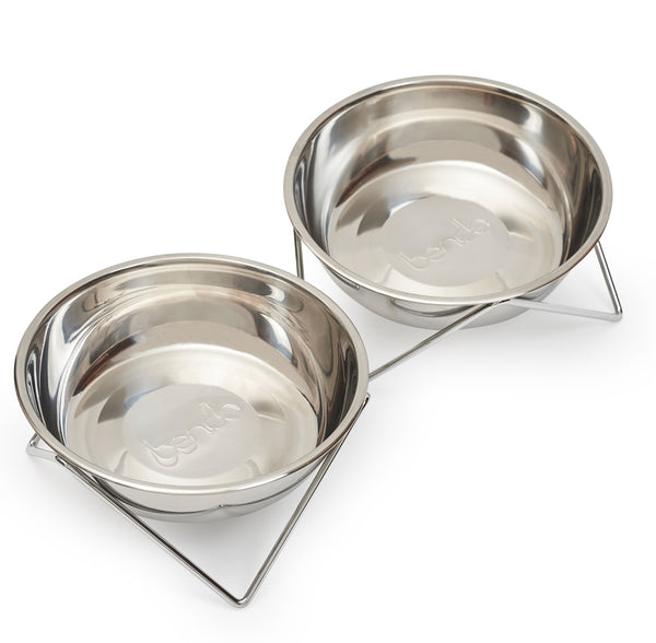 MIX 'n' MATCH WOOF WOOF - Double Dog Bowl