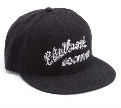 Edelbrock Equipped Cap