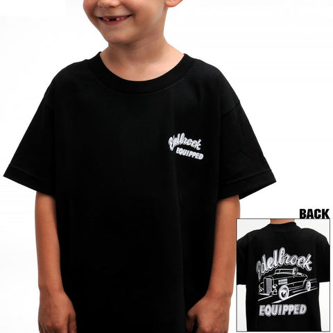 Edelbrock Equipped Tee (Boys Youth)