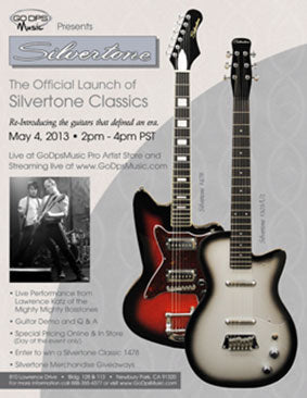 Launch of Silvertone Classics