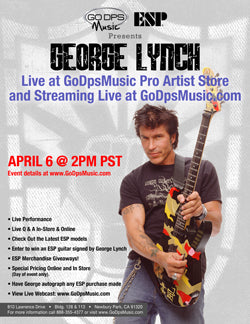 George Lynch 2013 Clinic