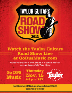 Taylor Guitars Road Show