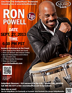 Ron Powell 2013 Clinic