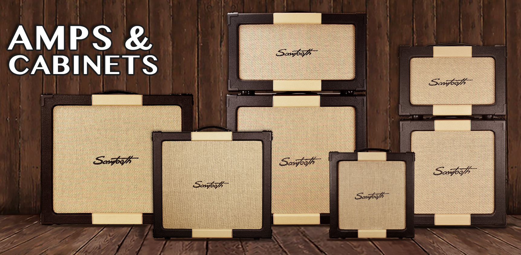 Sawtooth Amps and Cabinets