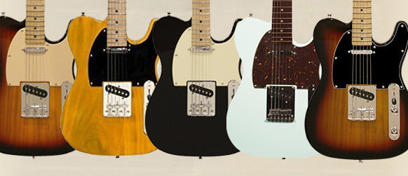 Sawtooth Electric ET Series Guitars