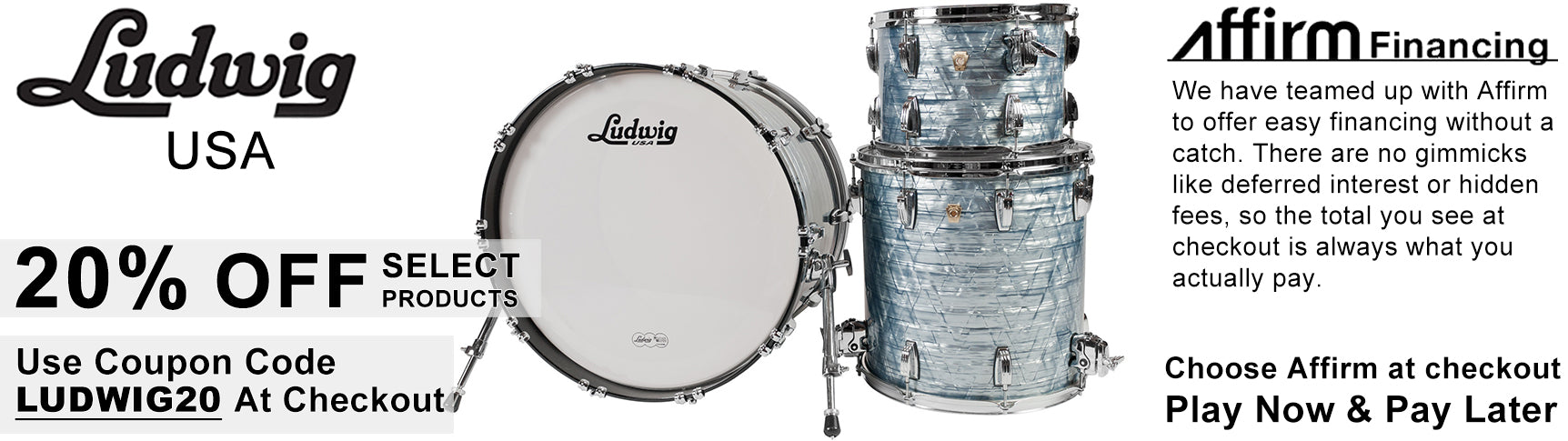 Ludwig USA Holiday Sales
