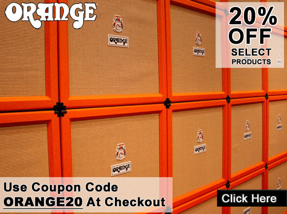 Orange Amplification Holiday Deals