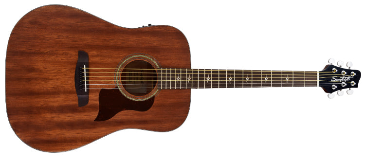 Dreadnought Mahogany Acoustic Guitars