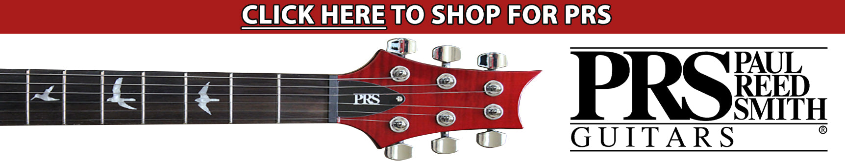 Shop By PRS Series
