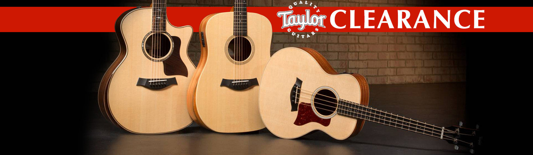 Taylor Guitars Clearance