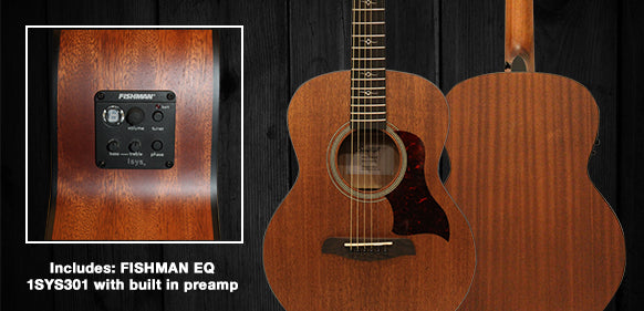 Sawtooth Acoustic Mini Jumbo