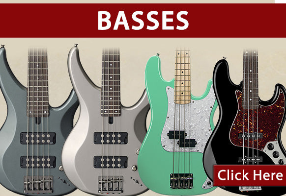Basses on Holiday Clearance