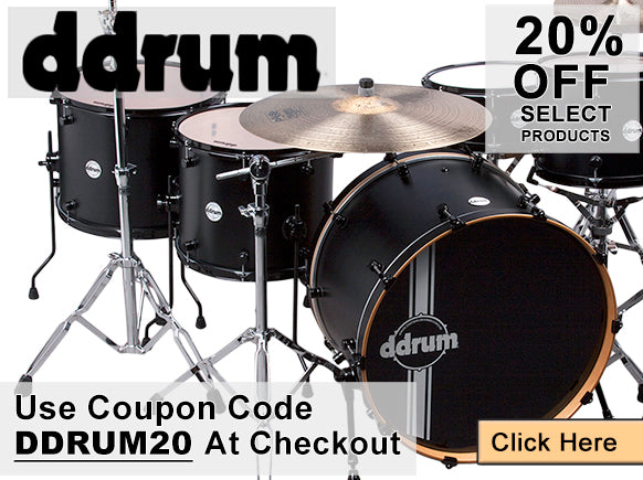 ddrum Holiday Deals