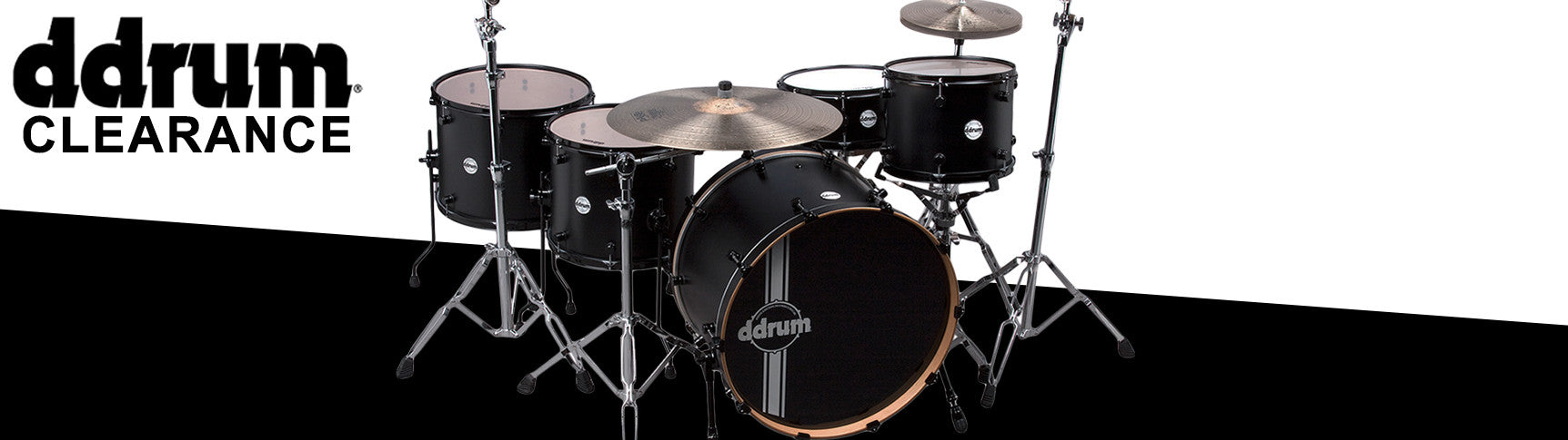 ddrum Clearance