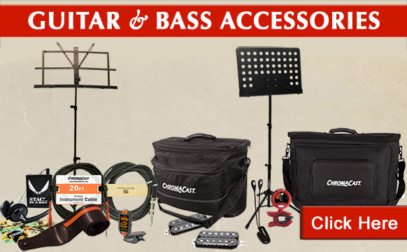 Guitar and Basses Accessories