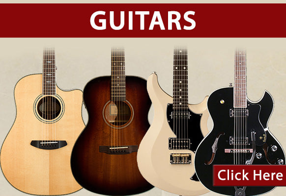 Guitars on Holiday Clearance