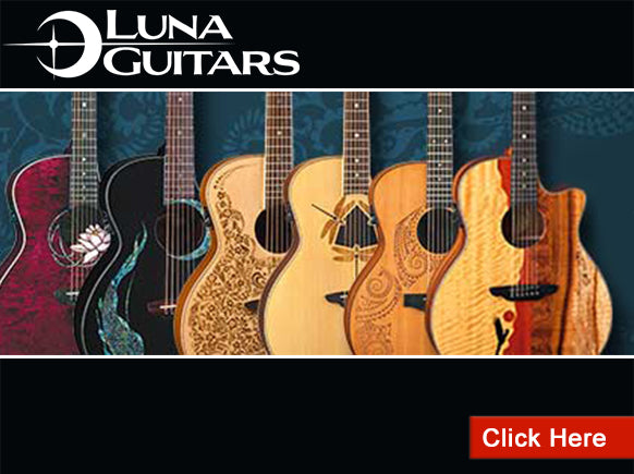 Luna Guitars Clearance