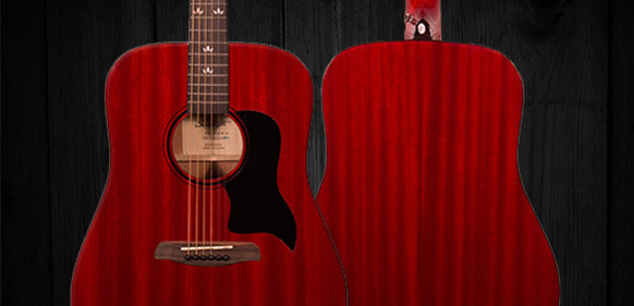 Modern Vintage Acoustic Guitars