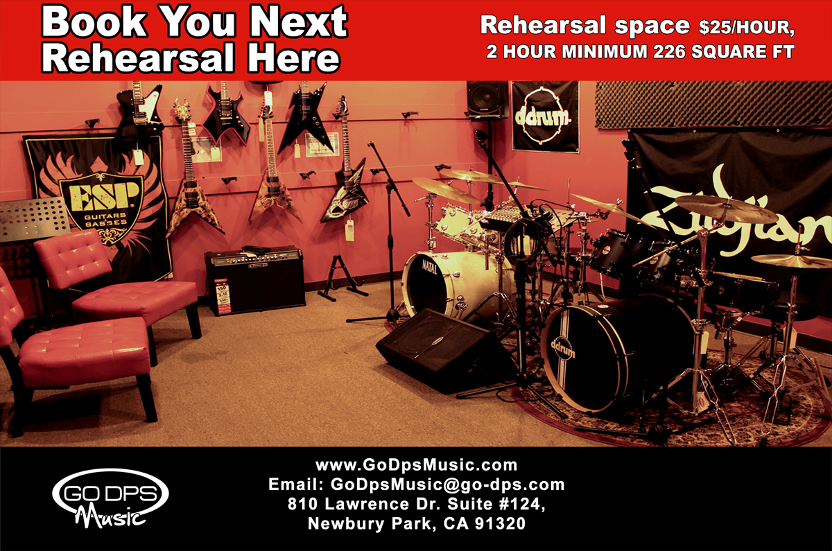 Rent A Rehearsal Room Info