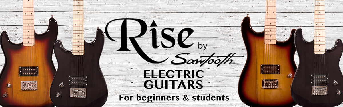 Rise by Sawtooth Electric Guitars