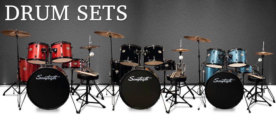 Rise by Sawtooth Drum Sets