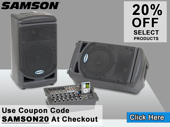 Samson Holiday Deals