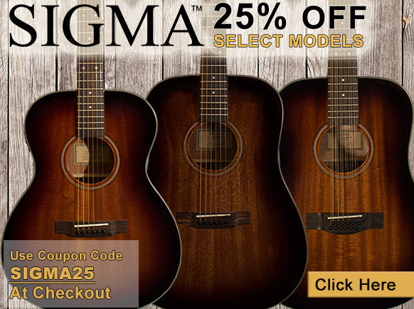 Sigma Black Friday Sale