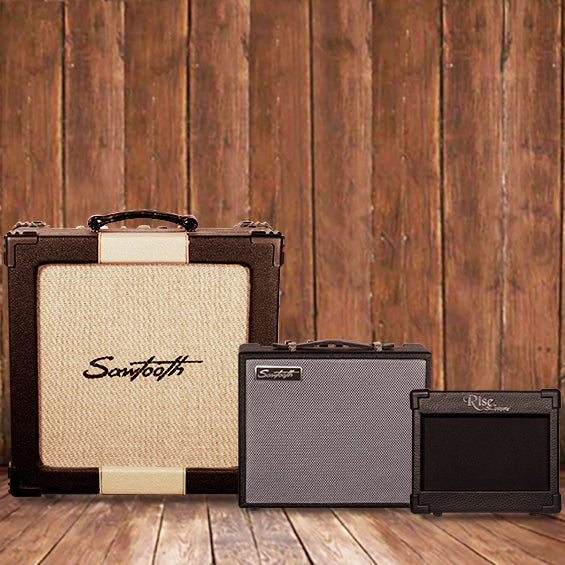 sawtooth solid state amps