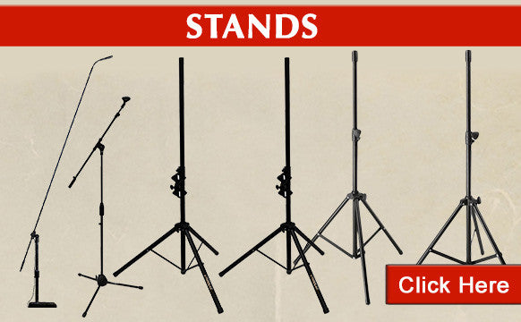 Stands clearance