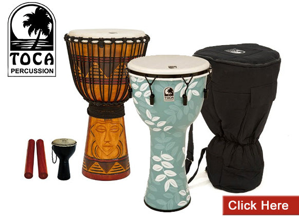 Toca Percussion Clearance