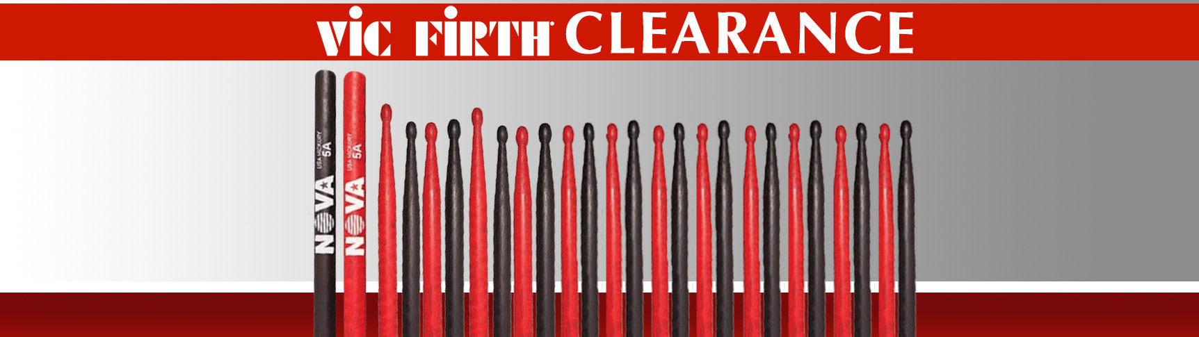 Vic Firth Clearance