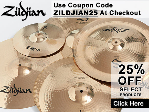 Zildjian Holiday Deals