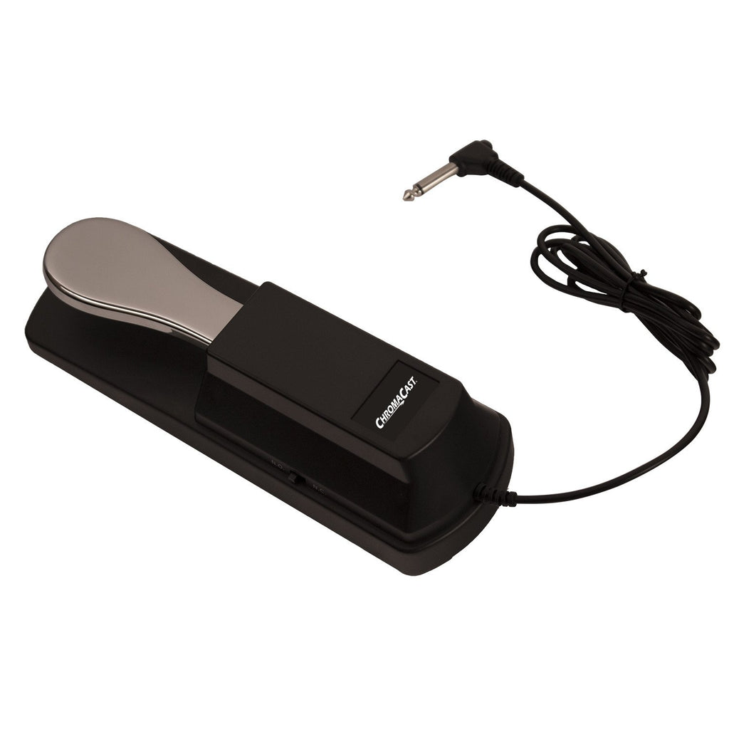ChromaCast Keyboard Sustain Pedal