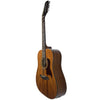 Sawtooth Mahogany Series 12-String Acoustic-Electric Dreadnought Guitar with Pro Series Gig Bag & Accessories