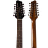 Sawtooth Mahogany Series 12-String Acoustic-Electric Dreadnought Guitar