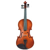 Rise by Sawtooth Beginner Violin with Flame Maple Back, 3/4 Size