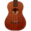Sawtooth Mahogany Baritone Ukelele with Quick Start Guide & ChromaCast Accessories, Natural Satin