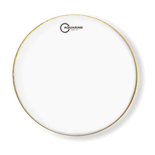 "Aquarian 14"" Force Ten Clear Drumhead"