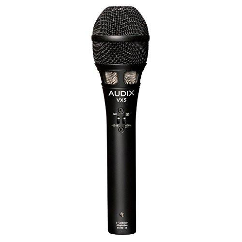 Audix VX5 Condenser Vocal Microphone, Super-Cardiod