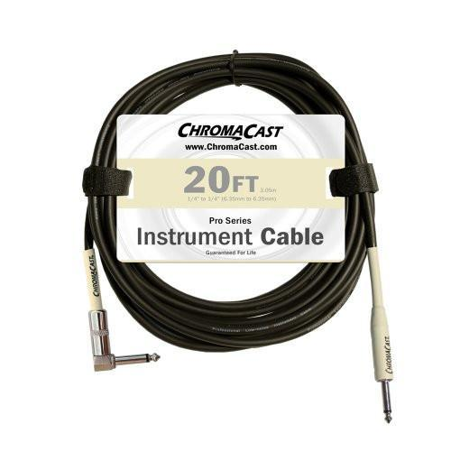 ChromaCast Pro Series Instrument Cable, Straight - Angle