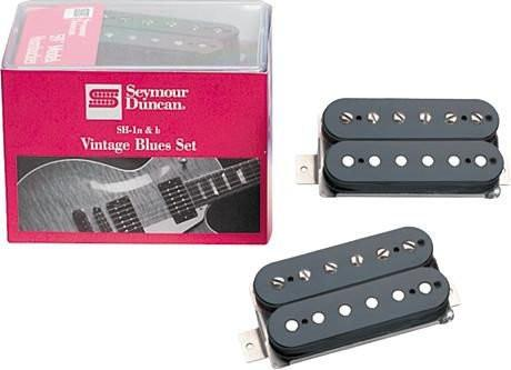 Seymour Duncan Vintage Blues Humbucker Pickup Set