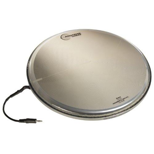 "Aquarian 14"" inHEAD - Acoustic/Electronic Hybrid Drumhead"
