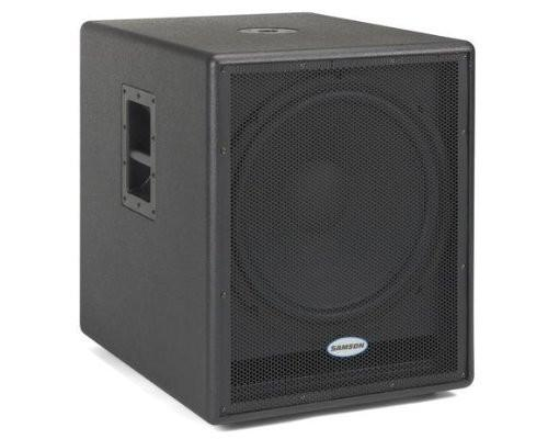 Samson Auro D1800 - 500 Watts 18-Inch Active Subwoofer Enclosure
