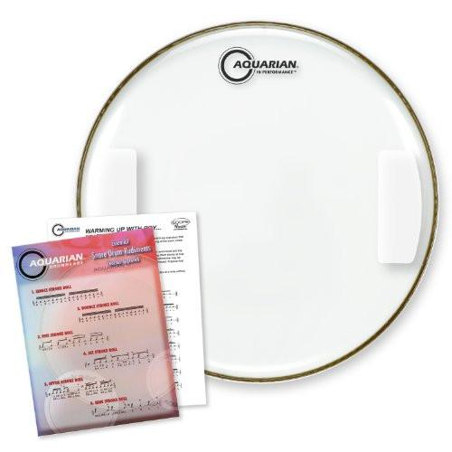 "Aquarian 14"" Hi-Performance Snare Bottom Drumhead"