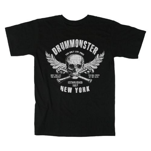 Drummonster Short Sleeve T-Shirt