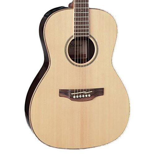 Takamine GY93E New Yorker Acoustic-Electric Guitar, Natural